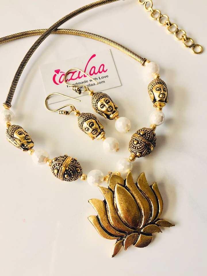 Gold Tone Buddha Earrings FREE SHIPPING!